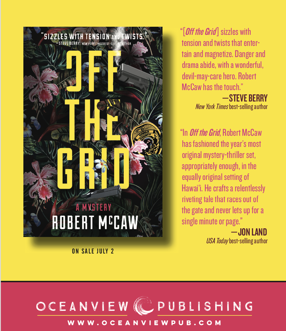 Off the Grid by Robert B  McCaw - Robert McCaw